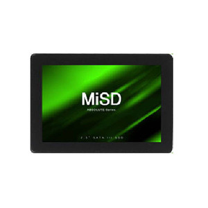 MiSD T250 Absolute SSD SLC 256GB